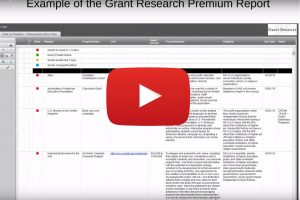 Grant Specialty - Grant Reports Video